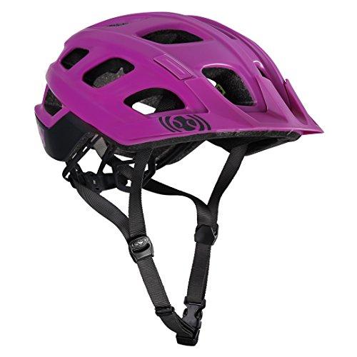 IXS Trail XC Helmet purple Kopfumfang 49-54cm 2017 mountainbike helm downhill