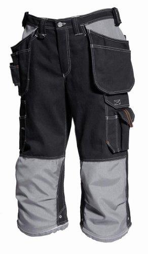 Tranemo 7790-15-07-C50 3/4-Bundhose Craftsmen Pro Größe C50 in schwarz