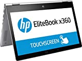 HP Elitebook X360 1030 G2, Windows 10, i7-7600U, 2.8 GHz, Intel HD Graphics 620, 512 GB, Silver…