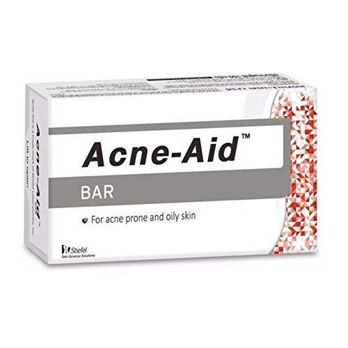 100g STIEFEL Acne-Aid Deep Pore Cleansing Bar Acne Pimple Skin Soap Face Aid by Acne-Aid Bar