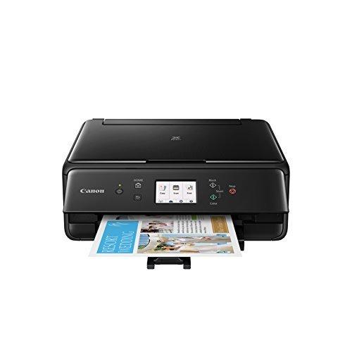 Canon PIXMA TS6120 Wireless Color Photo Printer with Scanner & Copier - White