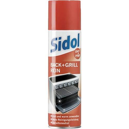 NIERNSEE Sidol Backrohr Spray 250 ml 41985