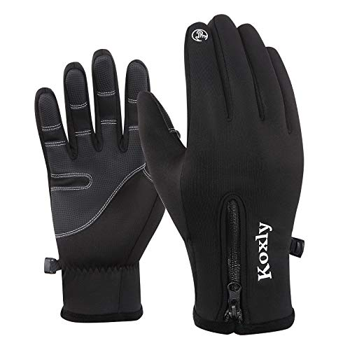 Koxly Winter Gloves Touch Screen...