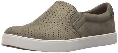 Dr. Scholl's Shoes womens Madison Sneaker, Willow, 9.5 US
