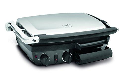 Caso 2835 BG 2000 Doppel-Kontaktgrill Grillfläche, 2000 Watt, 30 x 39,5 cm