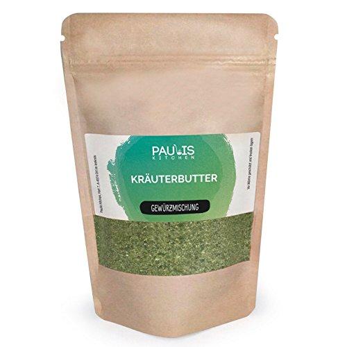 Paulis Kitchen Kräuterbutter Gewürz (200 Gramm)