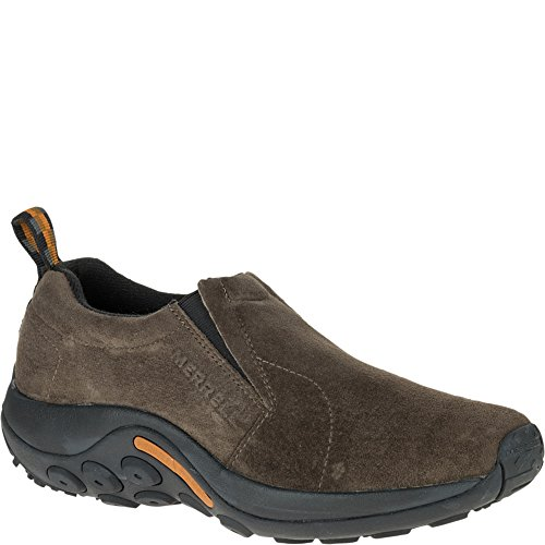 Merrell Men's Jungle Moc Slip-On Shoe,Gunsmoke,7.5 W US