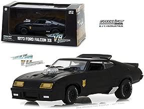 Greenlight 86522 1: 43 1973 Ford Falcon XB Last of The V8 Interceptors, Black