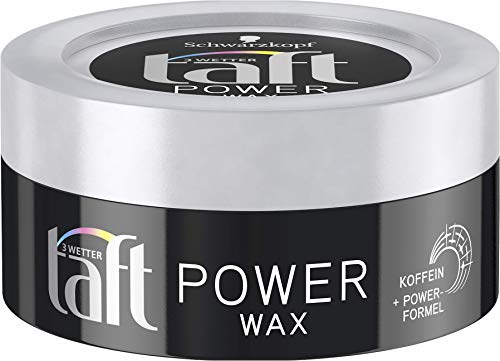 Schwarzkopf 3 Wetter taft Styling Gelee Power mega starker Halt 5, 5er Pack (5 x 75 ml)