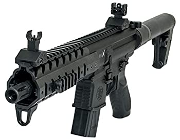SIG Sauer MPX .177 Air Rifle 30 Rounds Black