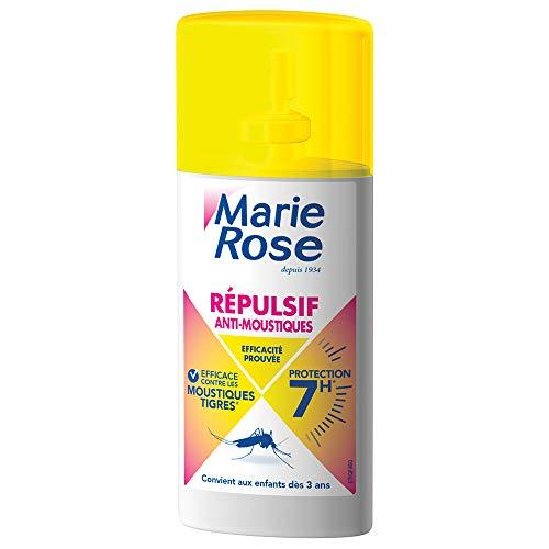 Marie Rose Répulsif Anti-Moustiques 100 ml