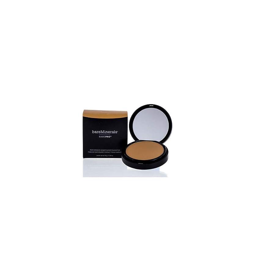 何でも解放野生ベアミネラル BarePro Performance Wear Powder Foundation - # 21 Sable 10g/0.34oz並行輸入品