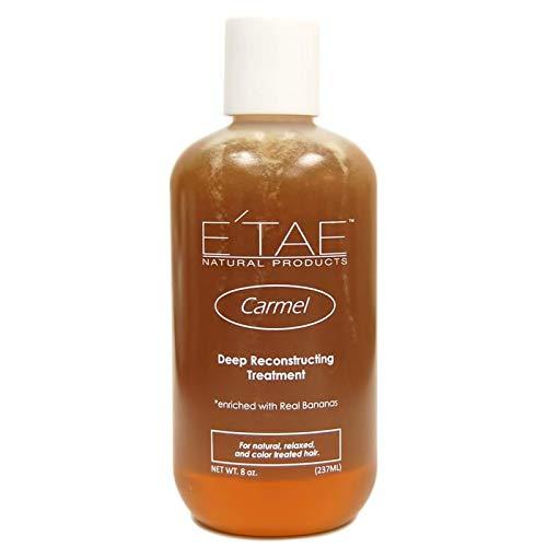 E'TAE Natural Products Carmel Deep Reconstructing Treatment 8oz