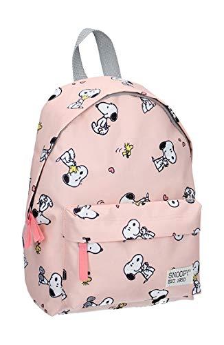 Ozabi Snoopy - Mochila (equipaje, bolsos, carteras, estuche) Sac À Dos 056-0311 31x22x12cm talla única