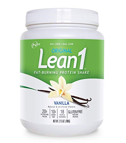 Nutrition 53 Lean 1 Vanilla