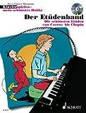 DER ETUEDENBAND - arrangiert für Klavier - mit CD [Noten / Sheetmusic] aus der Reihe: KLAVIERSPIELEN MEIN SCHOENSTES HOBBY