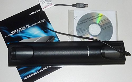 MEDION Scanner MD90091 Diaaufsatz ID10217