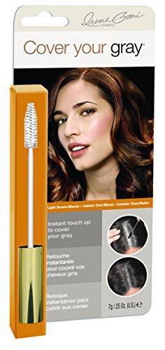 Dynatron Grinda Mascara Cover your Grey Brush-In Marron clair/blond