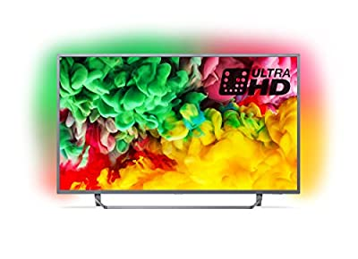 Philips 43PUS6753/12 4K Ultra HD Smart TV - Dark Silver