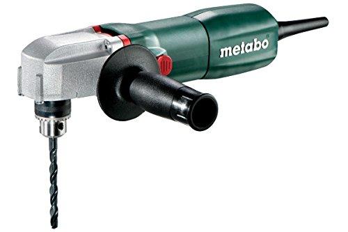 Metabo 6.00512.00 600512000-Taladro acodado WBE 700 700W, 430 W, 240 V, Negro