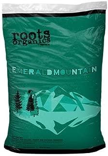 Roots Organics 715216 Emerald Mountain Mix Fertilizer, 1.5 cu.ft.