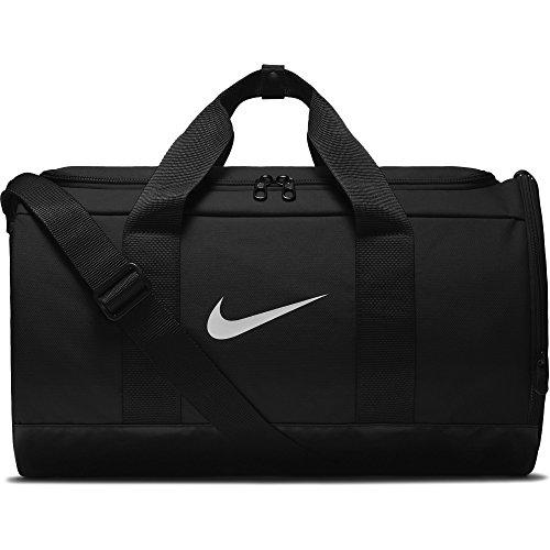 Nike W NK Team Duffle Sac de Gym Femme, Noir...