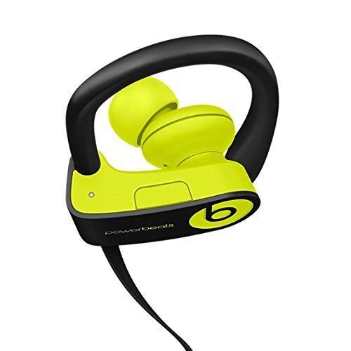 Powerbeats3 Wireless In-Ear Headphones - Shock Yellow (Renewed) 2