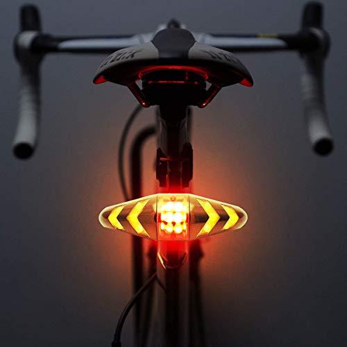 Maso, luce posteriore da bici