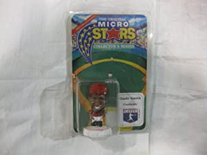 The Original Micro Stars Collector's Series Ozzie Smith - Cardinals