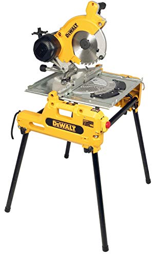 DeWalt Tisch-Sierra Gehrungs- und wendbar 2000W DW743N