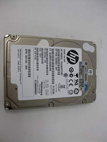 Eg0300fcvbf Hewlett-Packard 300Gb 10000Rpm 2.5Inch Sas 6G Dual Port S by HP (Renewed)