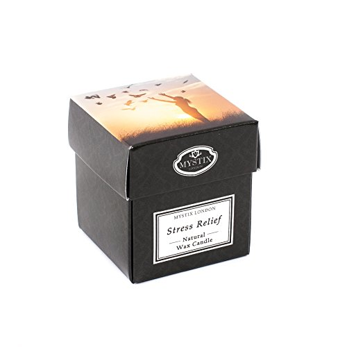 Mystix London | Stress Relief Scented Candle-Small, 8cl
