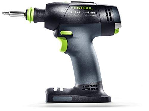Festool T18+3 Li-Basic 564620 Cordless Drill