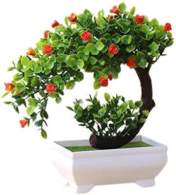 HAS Mountain - OFFicial shop Artificial Plants Tree Small Pot Fa Popular products Bonsai