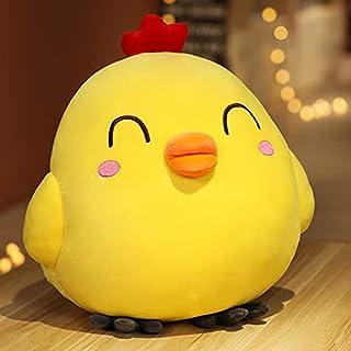20-45 cm schattige kleine gele kip knuffel pop super zacht kussen meisje slapen kind verjaardagscadeau pop pop 35*50 cm lo...