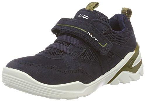 ECCO Jungen Biom Vojage Sneaker, Blau (Night Sky 51117), 30 EU