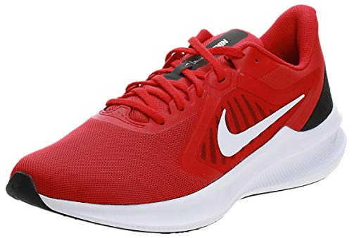 Nike Herren Downshifter 10 Running Shoe, University RED...