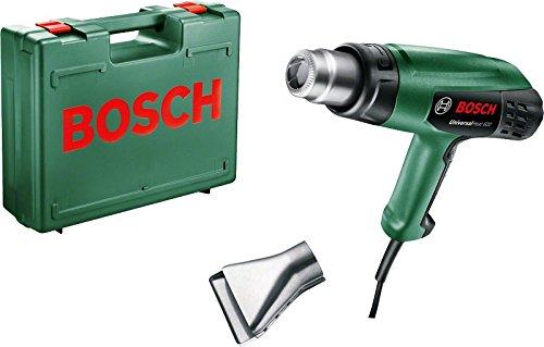 Bosch heteluchtblazer, 1800 W UniversalHeat 600 in koffer + accessoires