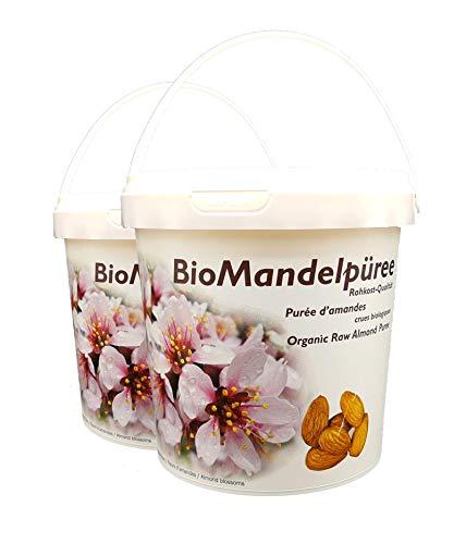 Bio-Mandelpüree nach Urs Hochstrasser 2er-Karton (2 x 1Kg)