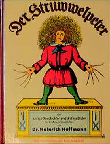 Der Struwwelpeter: Pappbilderbuch vom Bilderbuchklassiker