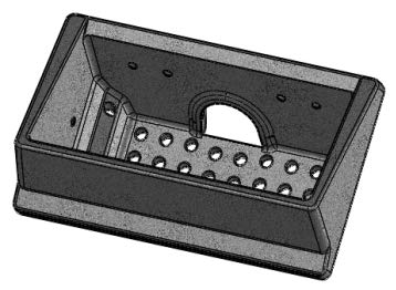 Braciere originale MCZ cod. 41301402101V stufa pellet