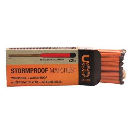 Industrial Revolution UCO Stormproof Matches Waterproof Windproof Stormproof
