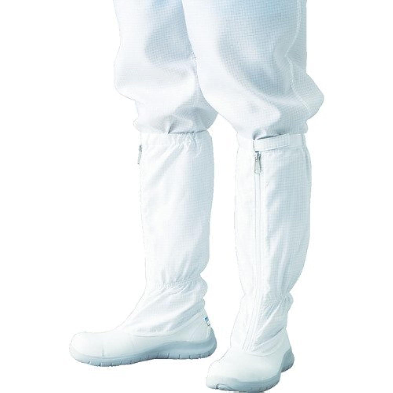 ADCLEAN シューズ?安全靴ロングタイプ 26.0cm G7760126.0