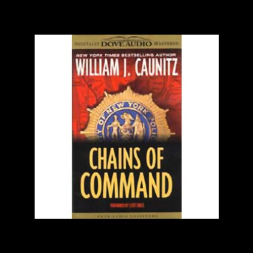 Chains of Command audiobook cover art