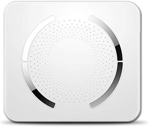 N/ A Smart Scales Körperfettwaage Genauigkeit Haushalt Langlebiges Badezimmer Kleines kompaktes elektronisches Bluetooth