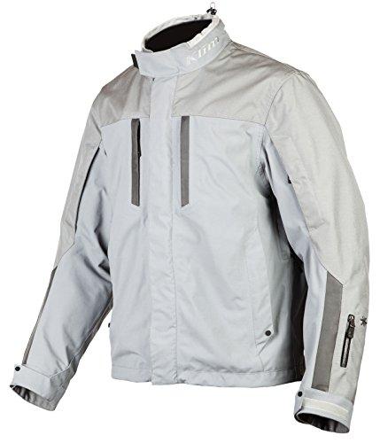 Klim Blade Men's Street Motorcycle Jackets - Gray/X-Large