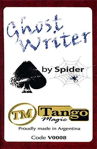 Ghost Writer (DVD + Gimmick) - Tango Mr