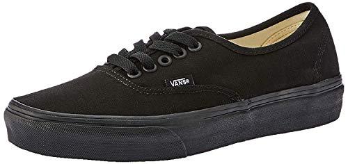 Vans U Authentic, Zapatillas De Deporte Unisex, Negro (Black), 42 EU