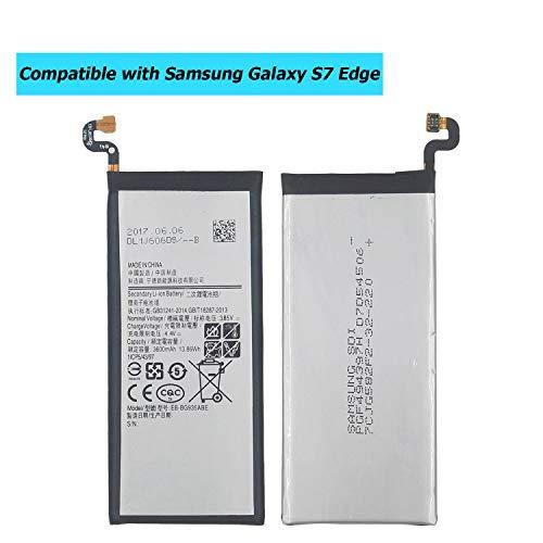 Upplus E-YIIVIIL EB-BG935ABE Ersatz Akku Kompatibel Für Samsung Galaxy S7 Edge SM-G935F with Toolkit