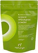 Naturya Organic Wheatgrass Powder 200A g Estimated Price : £ 7,85